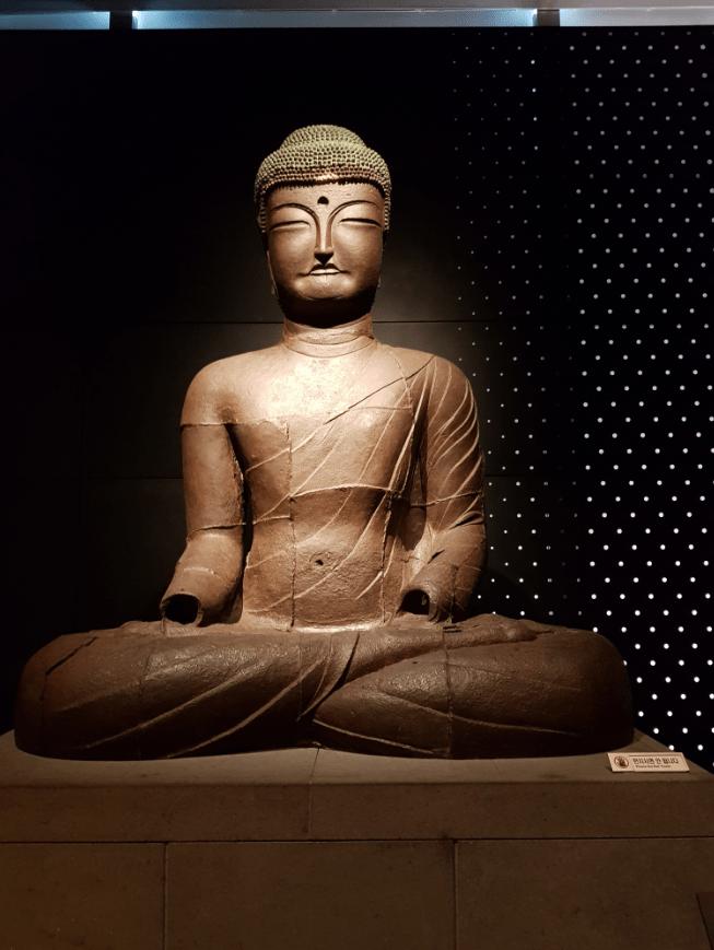 о буддизме в Корее