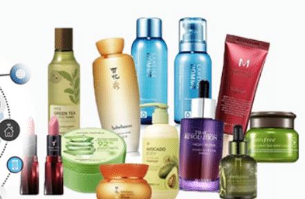 Корейских косметических брендов