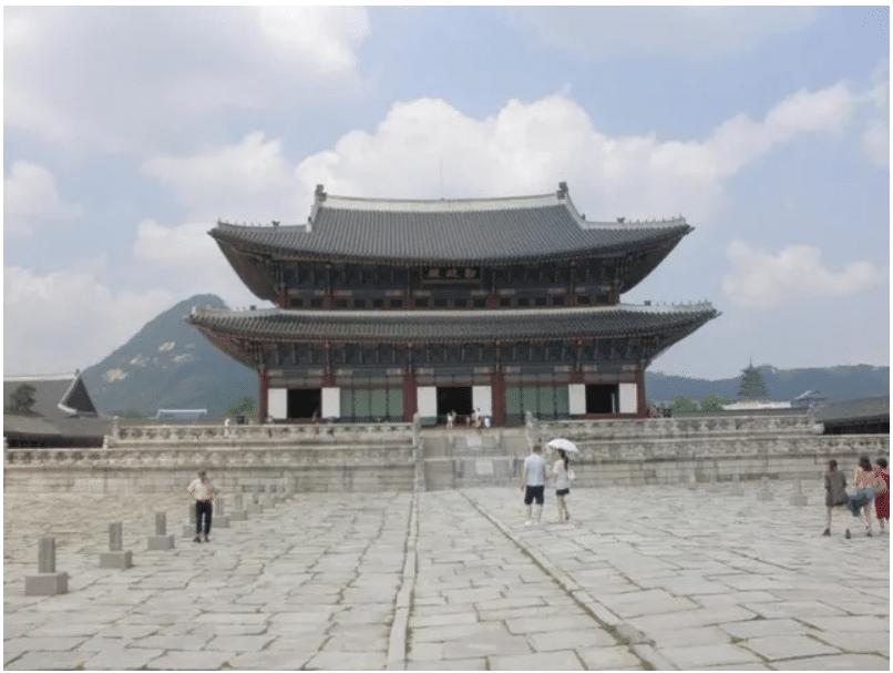 Kyongbokkung palace