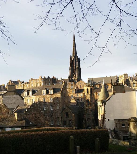 Прогулки по Эдинбургу